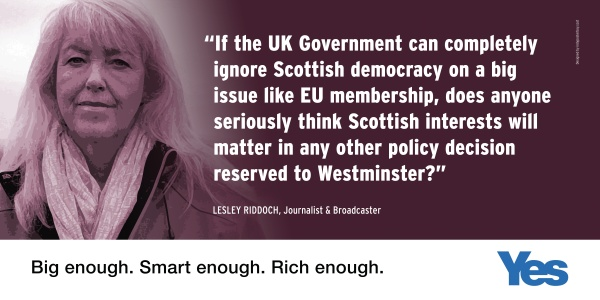 38 - Riddoch Democracy