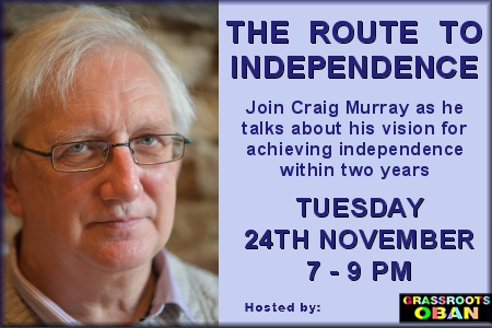 Zoom meeting with Craig Murray